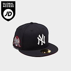 New Era New York Yankees MLB 27x World Champs 59FIFTY Fitted Hat