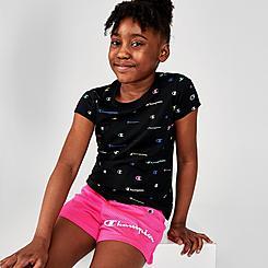 Girls' Champion Mesh Shorts