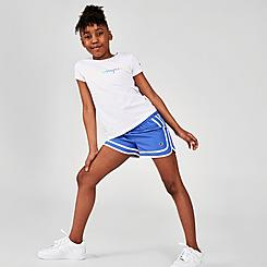 Girls' Champion Varsity Woven Shorts