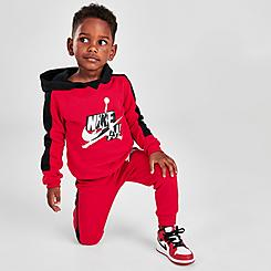 Kids' Toddler Jordan Pullover Hoodie and Jogger Pants Set