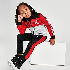 Boys' Toddler Jordan Box Out Tricot Track Suit
