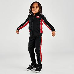 Boys' Toddler Jordan Jumpman Tricot Tracksuit