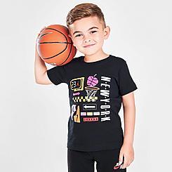 Boys' Nike Sportswear Graphic NYC T-Shirt