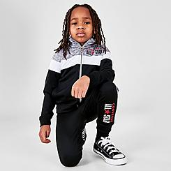 Boys' Toddler Converse All Star Tricot Tracksuit