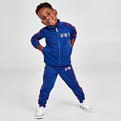 Boys' Toddler Converse All Star Tape Tricot Jacket and Jogger Pants Set