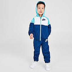 Boys' Toddler Nike Sportswear Windrunner and Jogger Pants Set