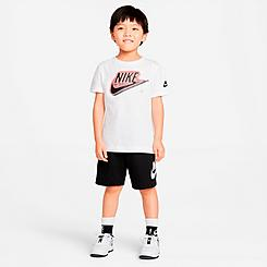Kids' Toddler Nike Sportswear Club Fleece Shorts