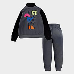 Boys' Toddler Nike Just Do It Fly Tricot Track Suit