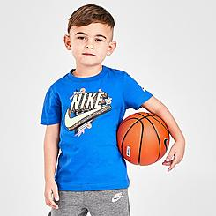 Boys' Toddler Nike 90s Beach Party Graphic T-Shirt