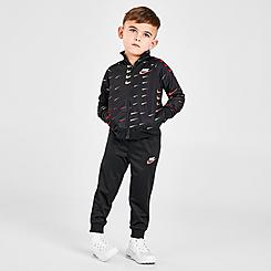 Boys' Toddler Nike Swoosh Track Suit