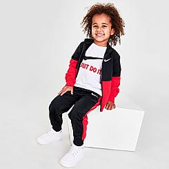 Boys' Toddler Nike Tricot 3-Piece Track Set