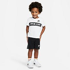 Boys' Toddler Nike Air T-Shirt and Shorts Set