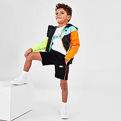 Boys' Toddler Nike See Me Futura French Terry Shorts