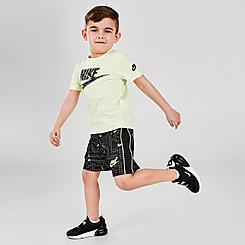 Boys' Toddler Nike Glow T-Shirt and Shorts Set