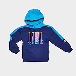 Boys' Toddler Nike Rise Pullover Hoodie