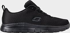 Men's Skechers Relaxed Fit: Flex Advantage - Bendon Slip-Resistant Work Shoes