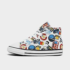 Kids' Toddler Converse Jump Ball Chuck Taylor All Star High Top Casual Shoes