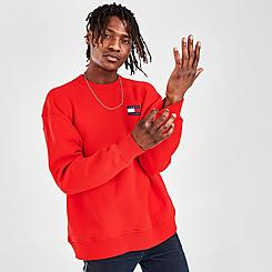 Men's Tommy Hilfiger Jai Badge Crewneck Sweatshirt