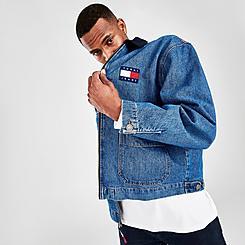 Men's Tommy Jeans Denim Utility Jacket