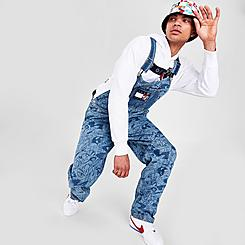 Tommy Jeans x Space Jam Denim Overalls