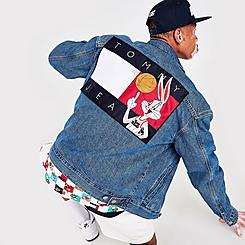 Tommy Jeans x Space Jam Trucker Jacket