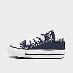 Kids' Toddler Converse Chuck Taylor Low Top Casual Shoes