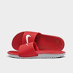 Big Kids' Nike Kawa Slide Sandals