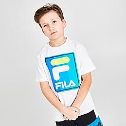 Boys' Fila Taveres T-Shirt