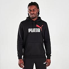 Men's Puma #Logo Hoodie