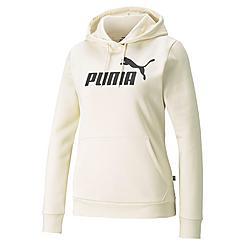 Women's Puma Essentials Logo Pullover Hoodie