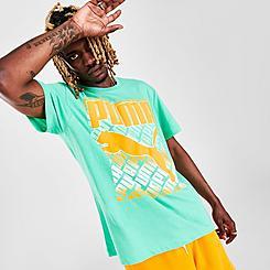 Men's Puma Minty T-Shirt