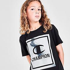 Boys' Champion Cloud Box C T-Shirt