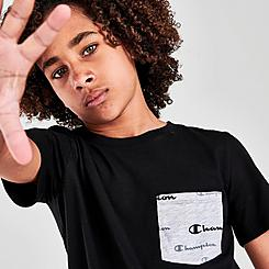 Boys' Champion AOP Pocket T-Shirt