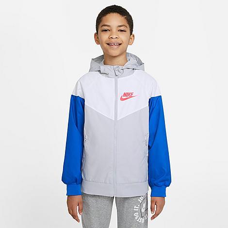 Nike NIKE BOYS' SPORTSWEAR WINDRUNNER JACKET