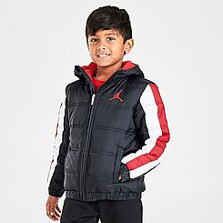 Boys' Little Kids' Jordan Nylon Puffer Jacket