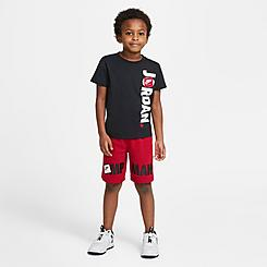 Little Kids' Jordan Jumpman T-Shirt and Shorts Set