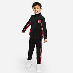 Boys' Little Kids' Jordan Jumpman Tricot Tracksuit