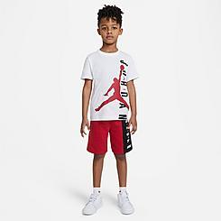 Boys' Little Kids' Jordan Speckled T-Shirt and Shorts Set