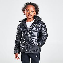 Little Kids' Air Jordan Puffer Jacket