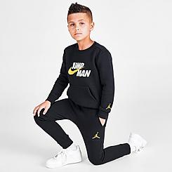Boys' Little Kids' Jordan Jumpman by Nike Jogger Sweatpants