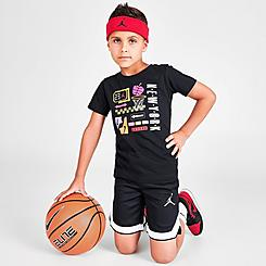 Little Kids' Jordan NYC Logos T-Shirt