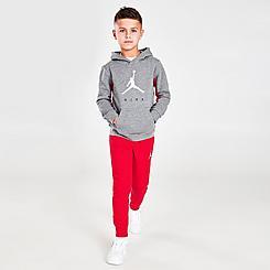Boys' Little Kids' Jordan Jumpman by Nike 3-Piece Hoodie, T-Shirt and Jogger Pants Set