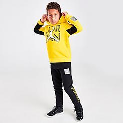 Boys' Little Kids' Jordan AJ14 Lightning Fleece Hoodie and Joggers Set