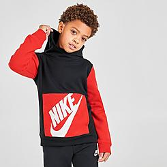Little Kids' Nike Futura Fleece Pullover Hoodie