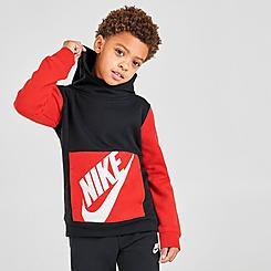 Little Kids' Nike Futura Fleece Pullover Hoodie