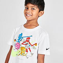 Boys' Little Kids' Nike Lil Monsters T-Shirt