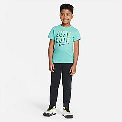 Little Kids' Nike Just Do It T-Shirt and Jogger Pants Set