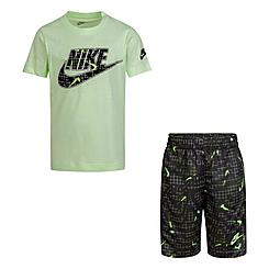 Boys' Little Kids' Nike Glow T-Shirt and Shorts Set
