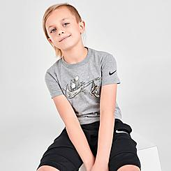 Boys' Little Kids' Nike Night Games Swoosh T-Shirt