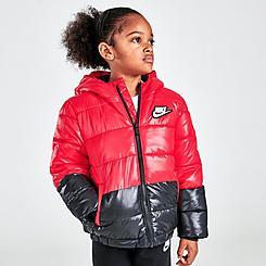 Little Kids' Nike Sportswear Puffer Jacket
